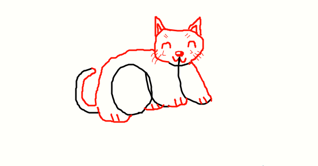 99 How To Turn Words Cat Into A Cartoon Cat Wordtoons Youtube Word