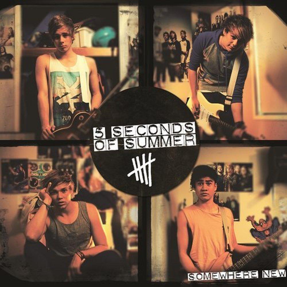 5 seconds of summer new album 2015