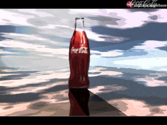 Coke anytime anywhere by spin