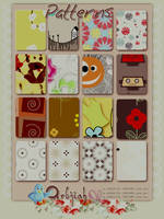 Patterns by 3rbo0oj