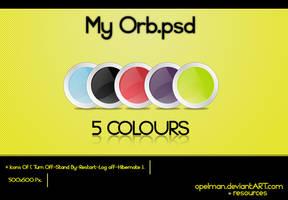 My Orbs. by opelman
