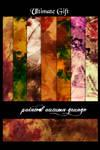 painted autumn grunge