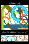 ultimate arrows brush set