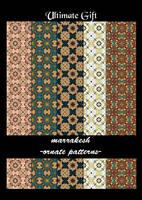 marrakesh - ornate patterns - by ultimategift