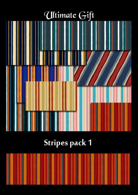 stripes pattern pack 1