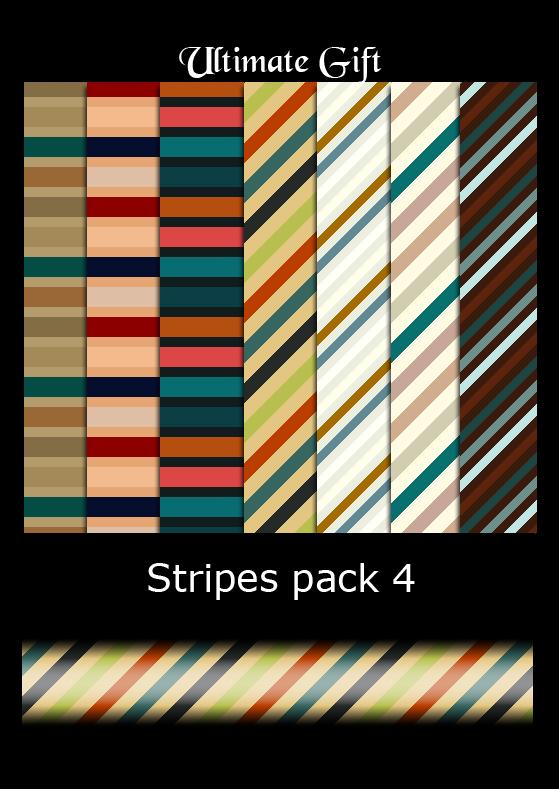 Stripes pattern pack 4