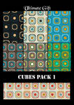 Cubes pack 1