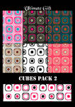Cubes pack 2