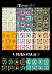 Cubes pack 3
