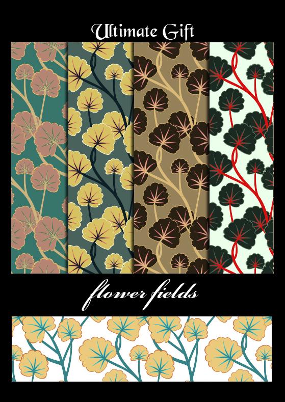 Flower fields 1 by ultimategift
