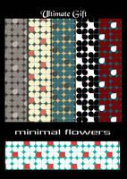 Minimal flowers by ultimategift