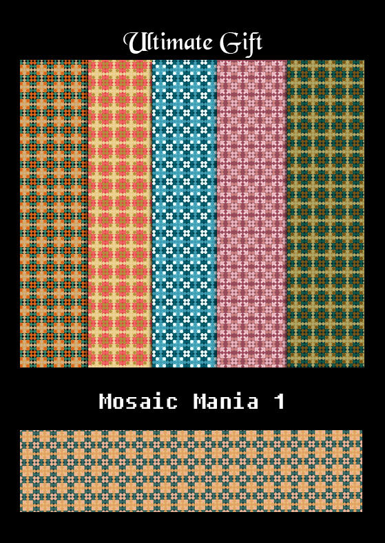 mosaic mania 1 by ultimategift