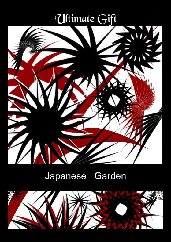 Japanese Garden by ultimategift