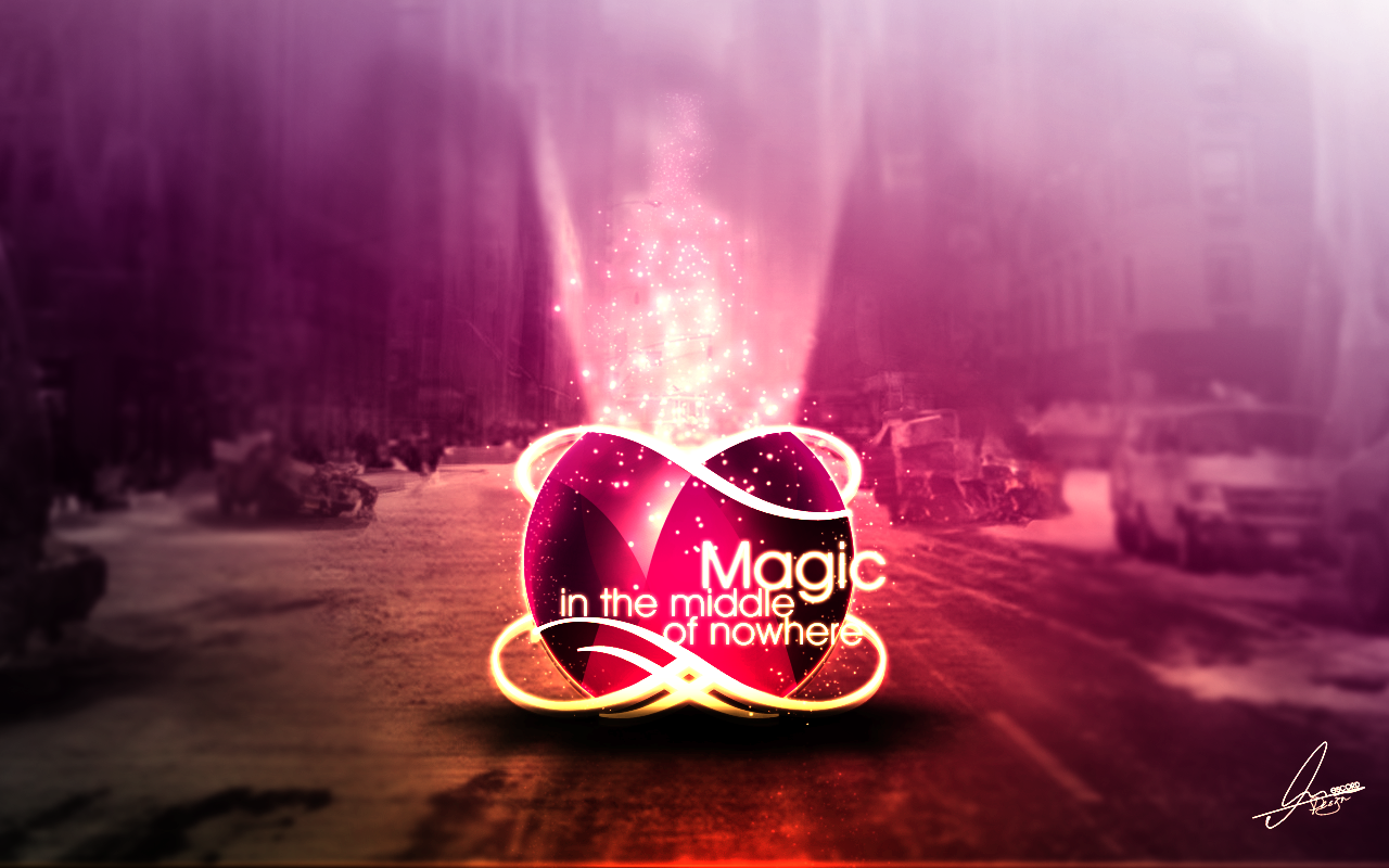 Magic : .PSD by escord