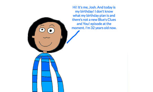 Today is Joshua Dela Cruz's Birthday!