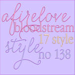Style No 138 (17 Style)