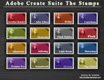 Adobe Create Suite The Stamps
