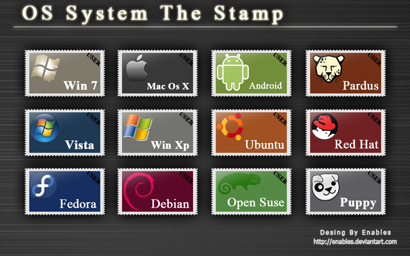 Os System The Stamps by enables on DeviantArt