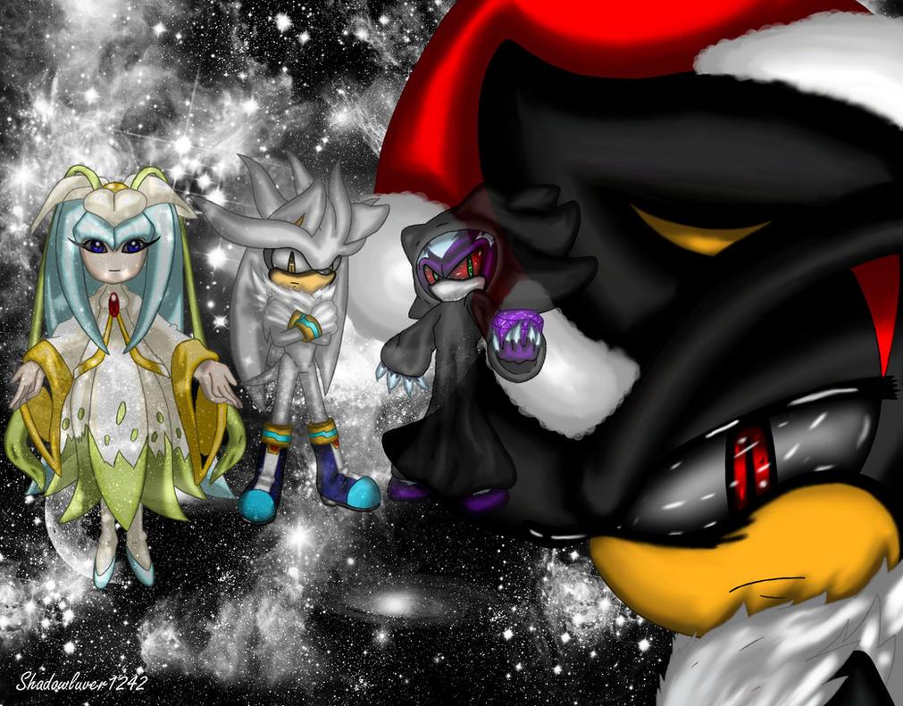 Shadow's Christmas Carol by Shadowluver1242 on DeviantArt