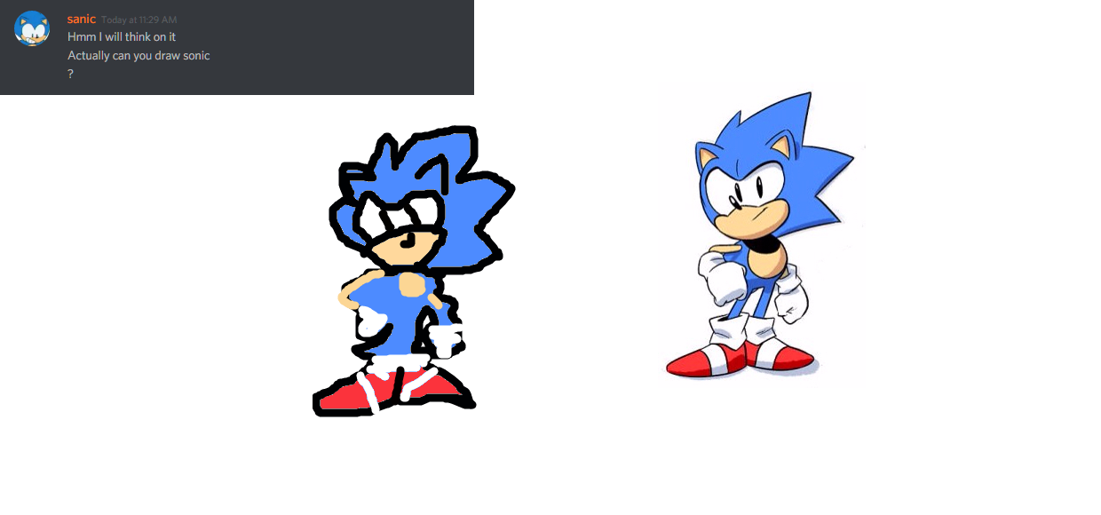 Request Sonic By Roblox Puffles On Deviantart