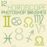 Horoscope Photoshop Brushes