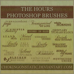 the hours quote brushes