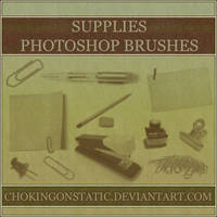 supply brushes by chokingonstatic