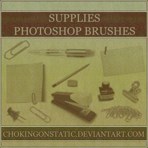 supply brushes by chokingonstatic