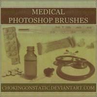medical brushes by chokingonstatic