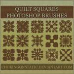 quilt square brushes