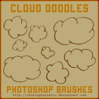 cloud brushes by chokingonstatic
