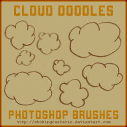 cloud brushes by chokingonstatic