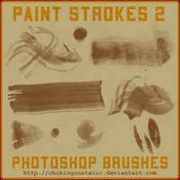 paint stroke brushes 2