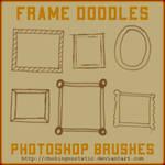 frame doodle brushes