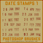 date stamp brushes 1