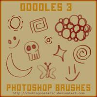 doodle brushes 3 by chokingonstatic