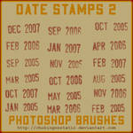 date stamp brushes 2