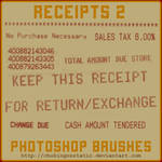 receipt brushes 2