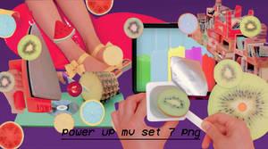 Power Up MV Set 7 PNG