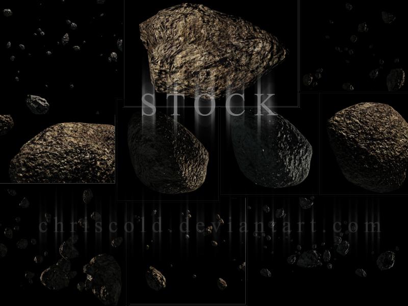 Asteroid Mega Pack 01