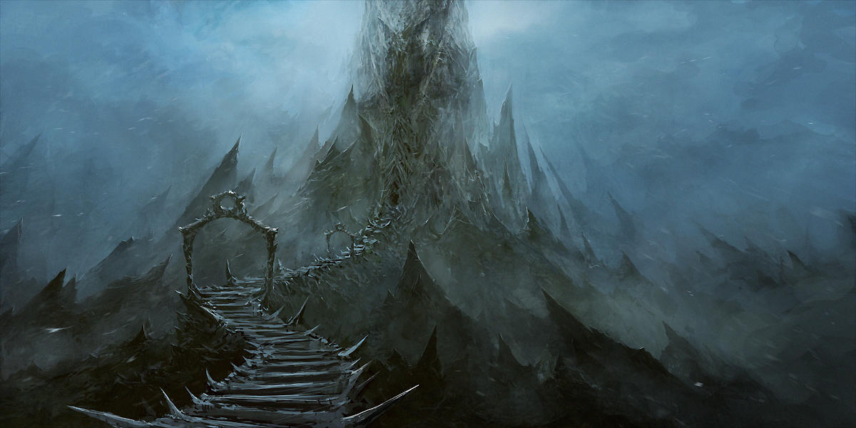 The Cold Steps to Solitude by ChrisCold