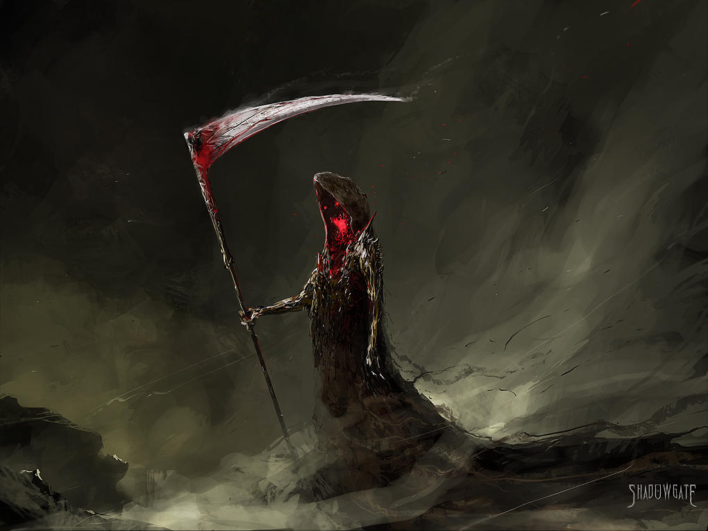 shadowgate death awaits by chriscold on deviantart