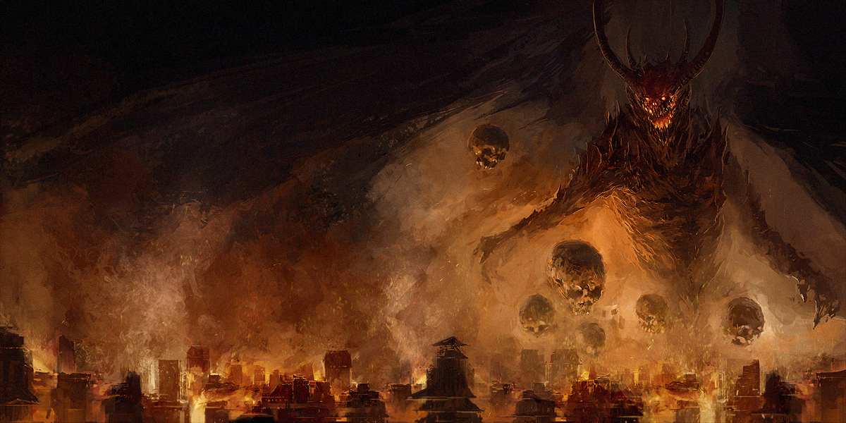 Burn by ChrisCold