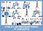 [RENDER] #08PACK BTS by jjangsaebyuk