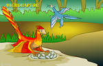 Microraptor : the famous
