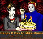Happy Birthday Michael Myers