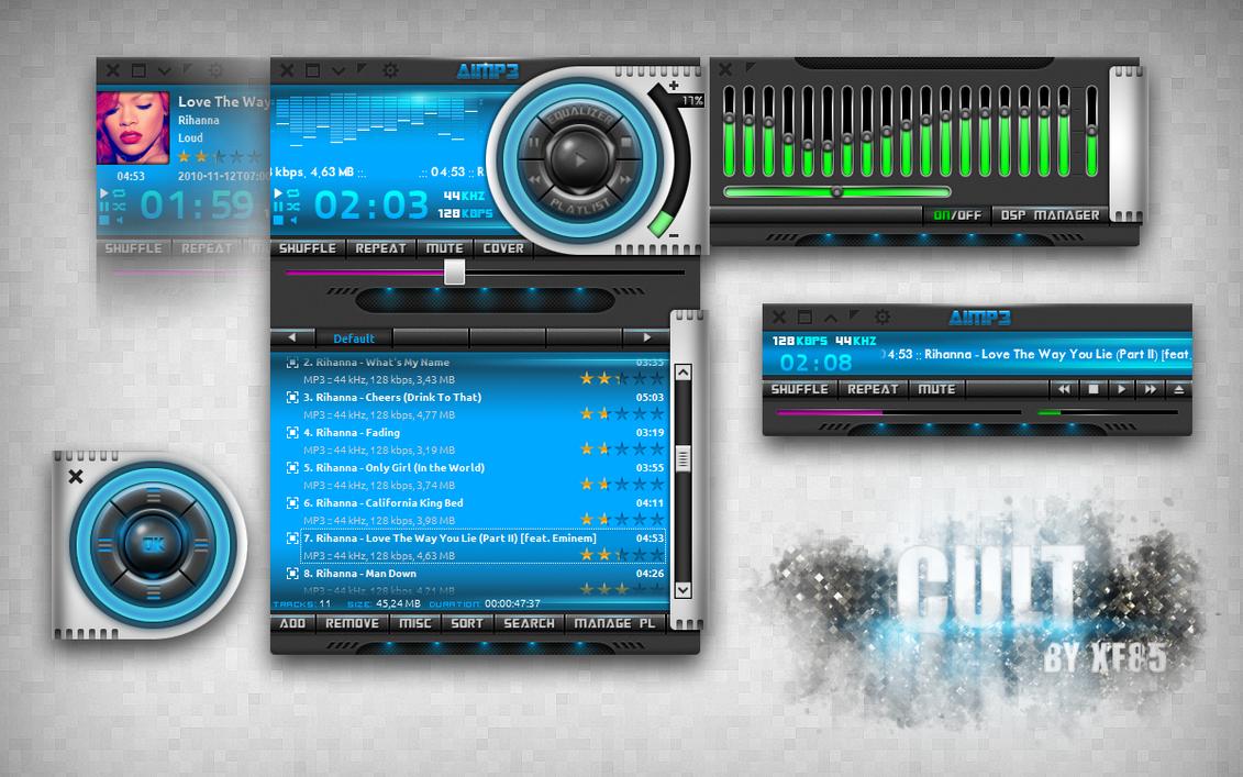 Browse AIMP | Customization | DeviantArt