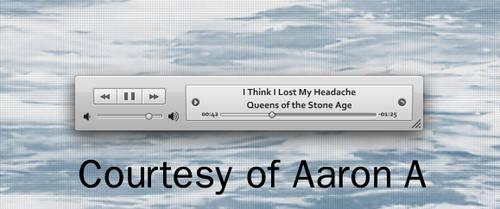 Mac 7 iTunes by Aaron-A-Arts