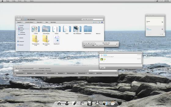 Mac 7 Theme