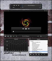 eDark Vlc Upgraded by Aaron-A-Arts